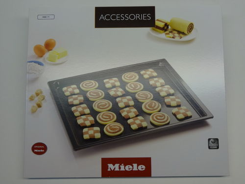 MIELE Backblech HBB 71 Perfect Clean 448 x 386
